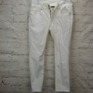 American Eagle Outfitters Artist Crop Jean's